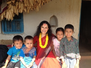 Shakti & Seejan's kids