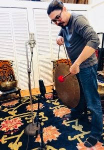 Son Vo_Gong Recording